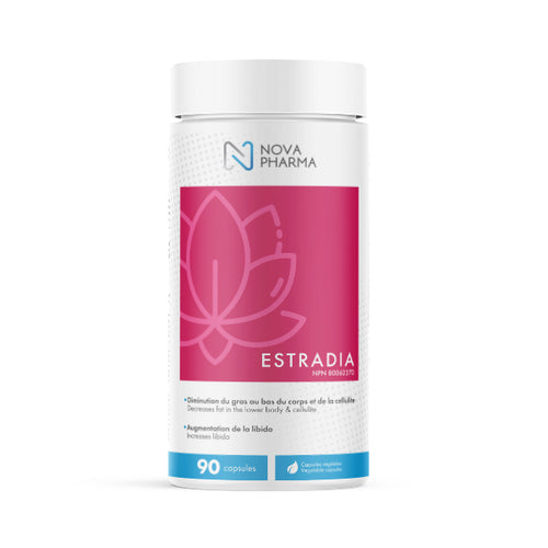 Estradia Estrogen Blocker, 750 mg, 90 caps