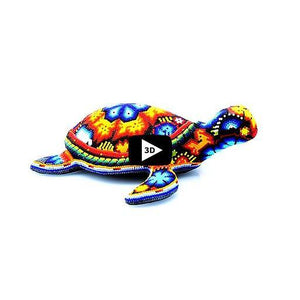 Sea Turtle - Tierra Huichol