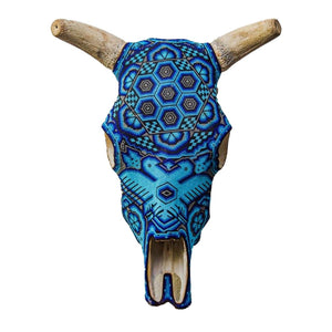 "Cow skull "" Duality"""