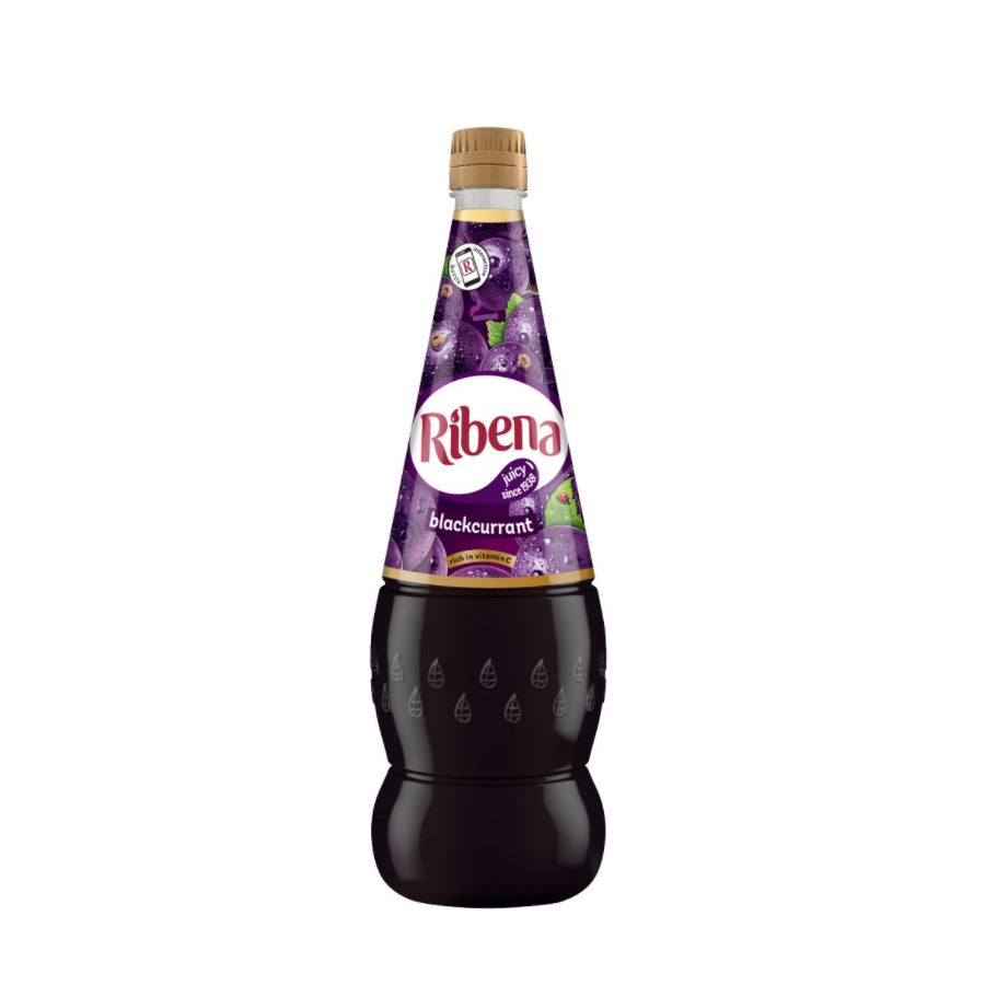 Ribena Blackcurrant Squash (Pack of 6 x 1.5ltr)