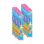 Wisdom Step-by-Step Kids Toothbrush 3-5 Years (Pack of 10 x 1)