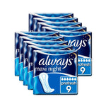 Always Maxi Night 9s (Pack of 10 x 9s)