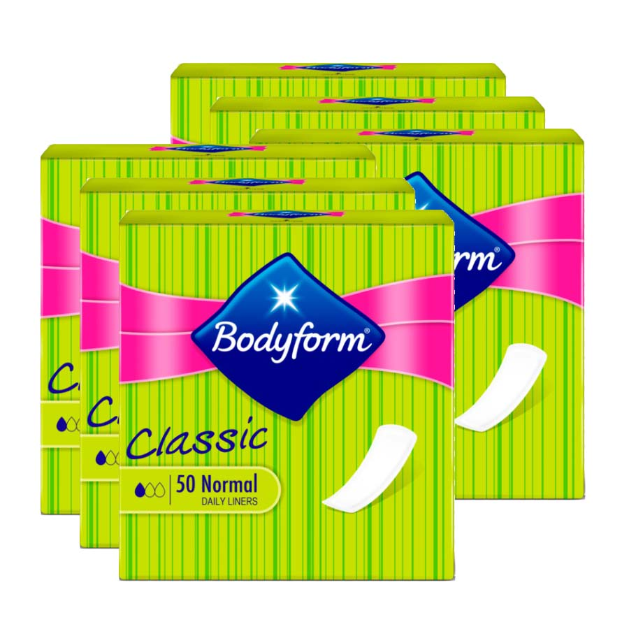 Bodyform Classic Liners 50s