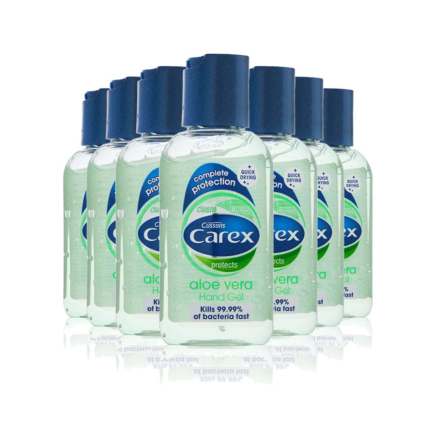 Carex Hand Gel Aloe Vera 50ml