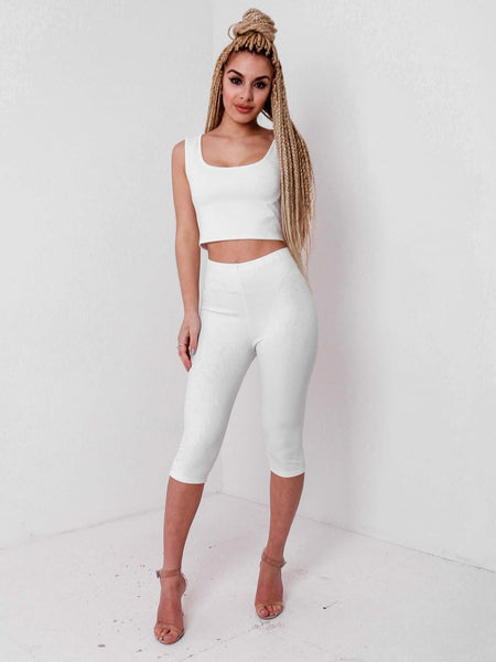 Work Out Style Two Piece Set