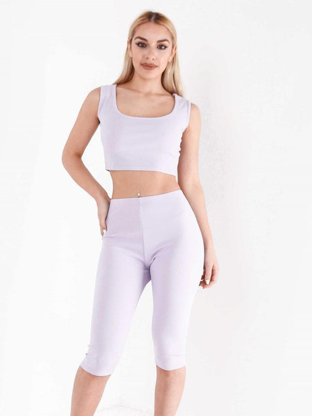 Work Out Style Two Piece Set - Inoxclothing