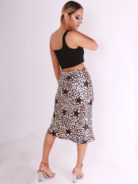 Pencil Midi Skirt - Inoxclothing