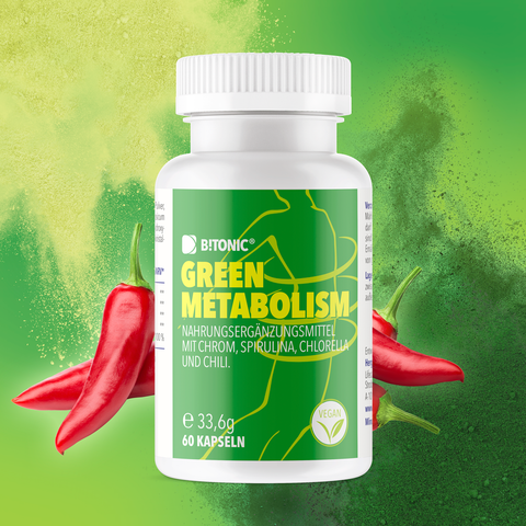 B!TONIC Green Metabolism
