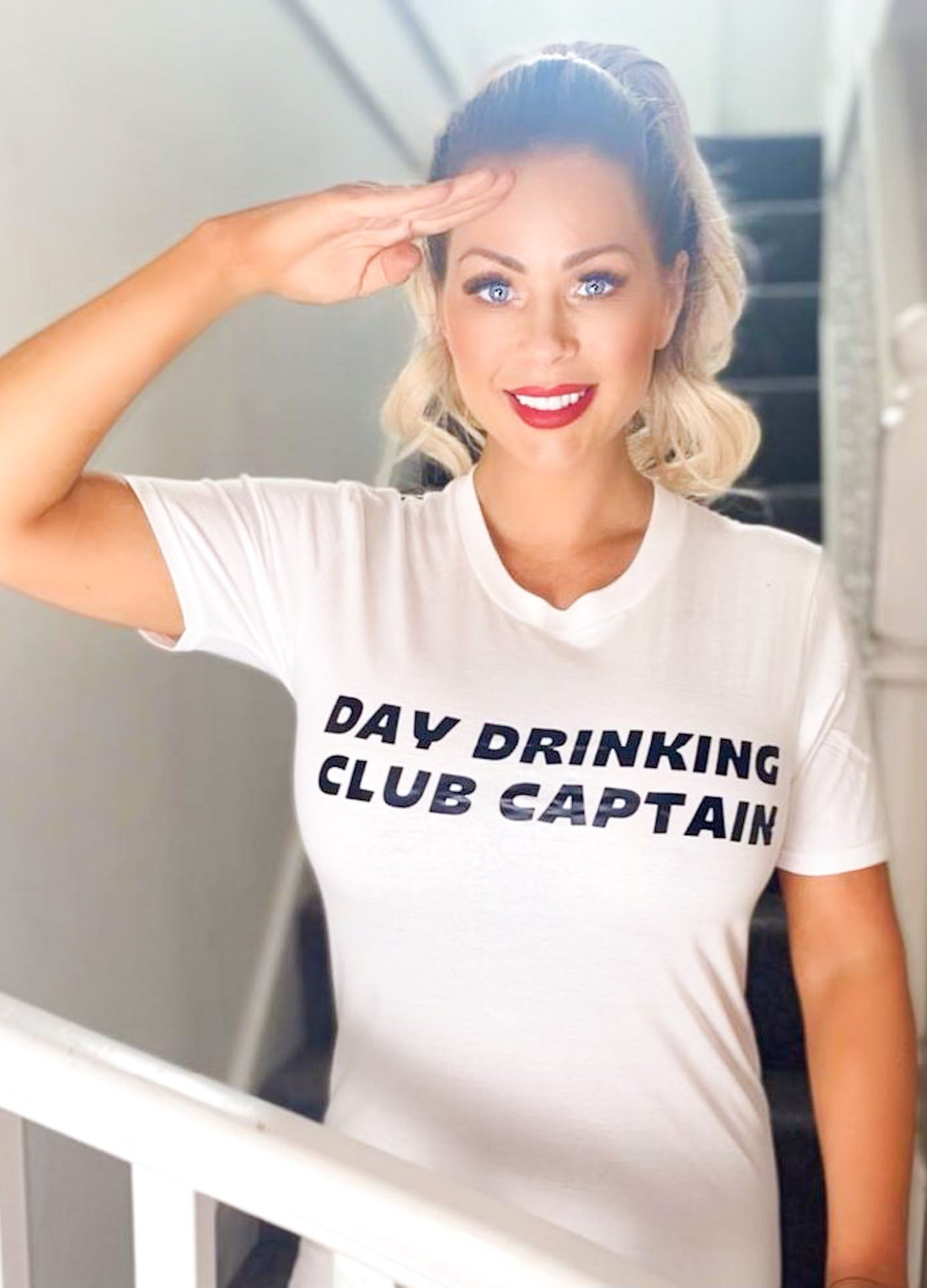 NICOLA MCLEAN DAY DRINKING CLUB CAPTAIN