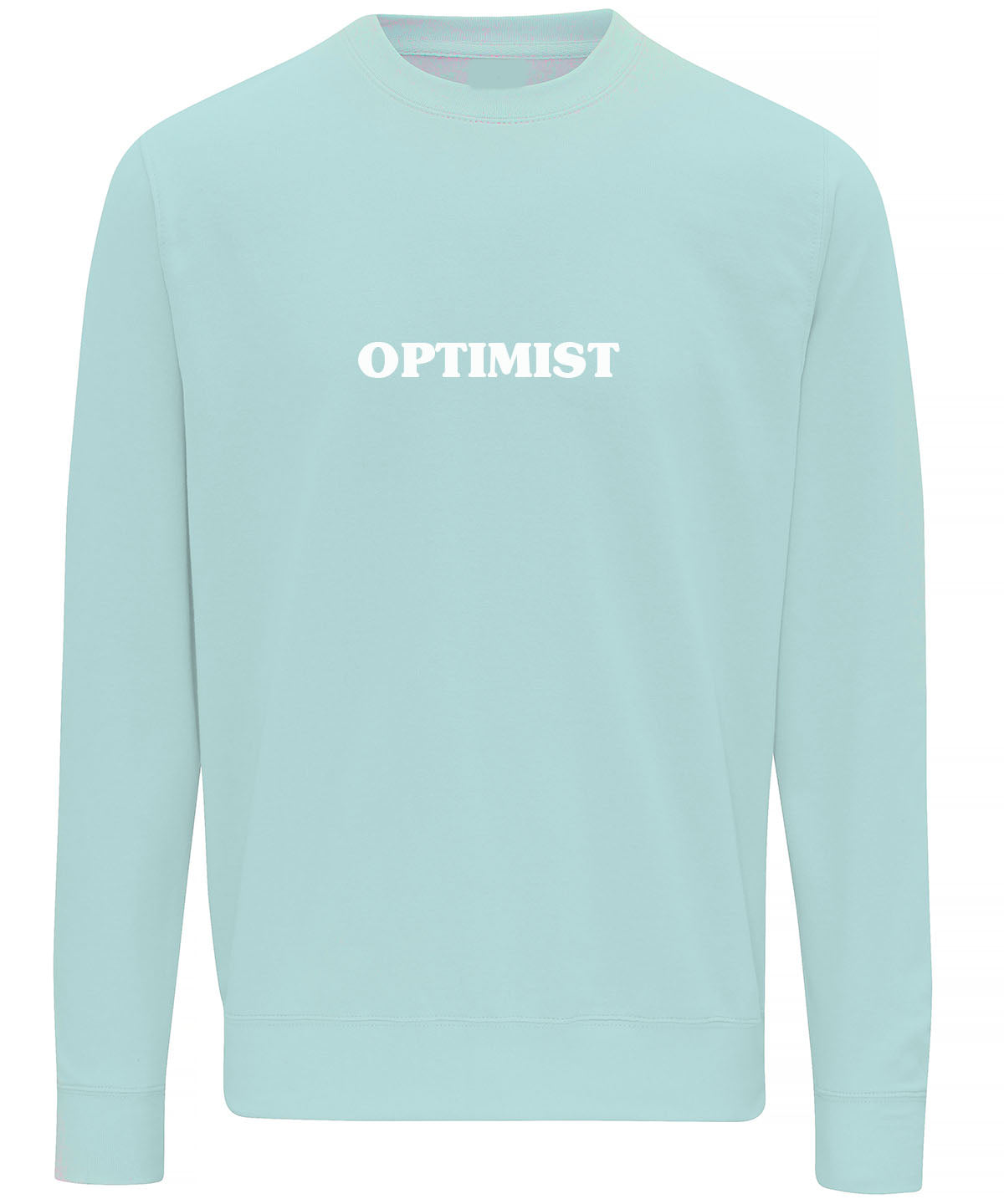 rebekah vardy optimist sweater - mint