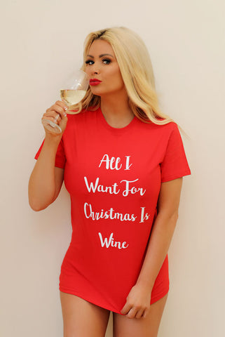 Nicola Mclean Collection ALL I WANT FOR CHRISTMAS