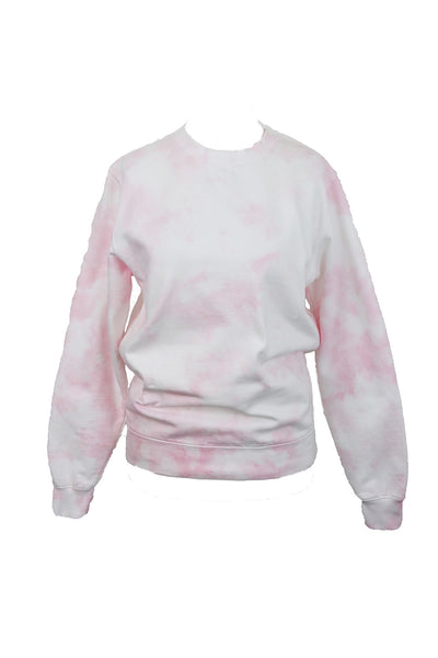 TO DYE FOR BABY GIRL PINK SWEATSHIRT