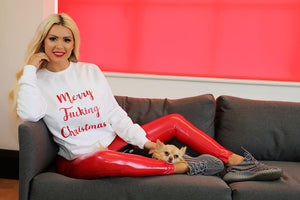 Nicola Mclean Collection MERRY F**KING CHRISTMAS