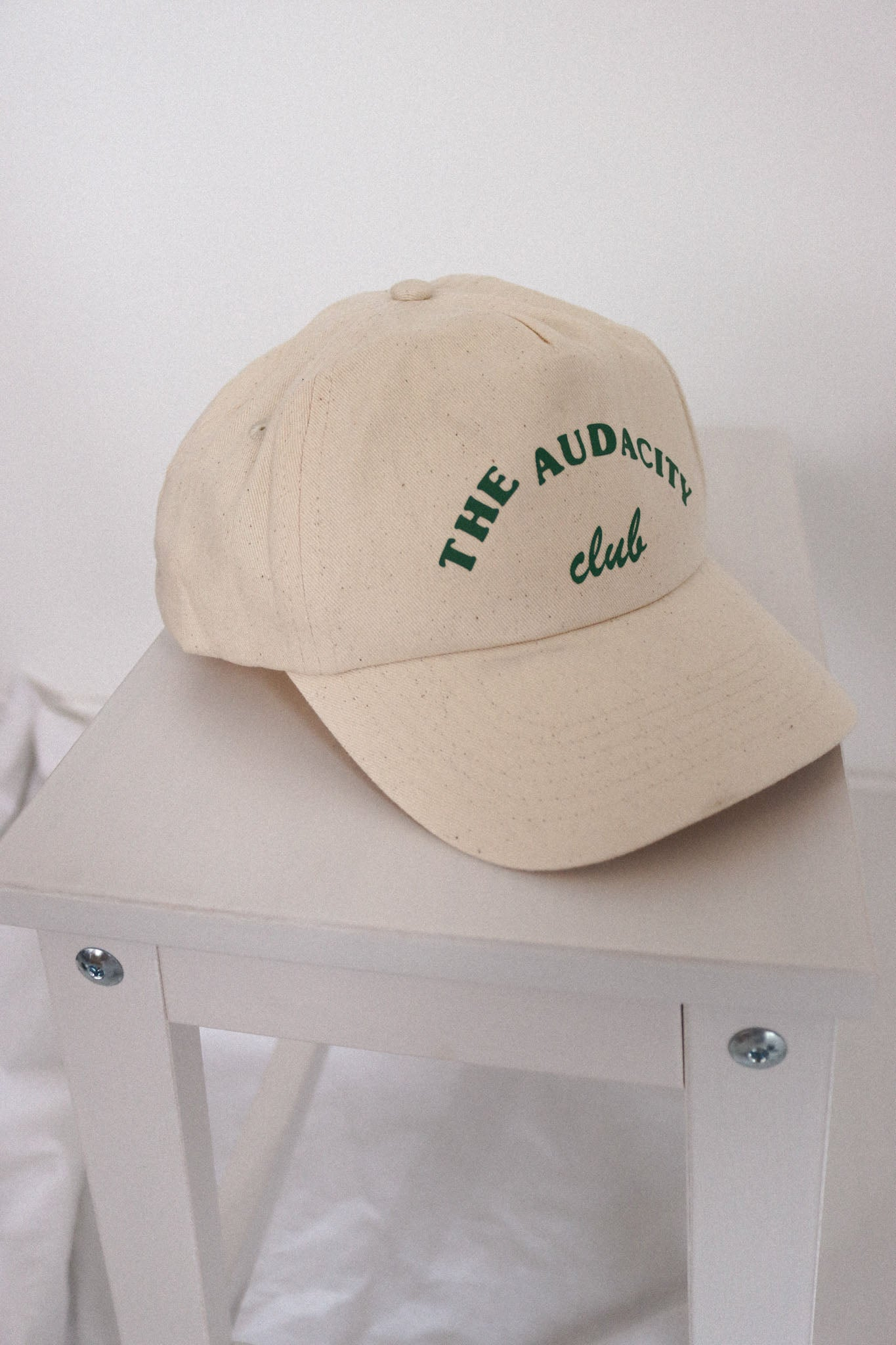 the audacity club cap