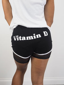 Vitamin D High Short