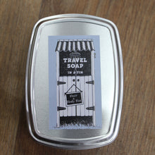 Load image into Gallery viewer, Travel Soap in a Tin