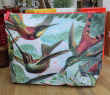 Load image into Gallery viewer, Hummingbird Wash Bag