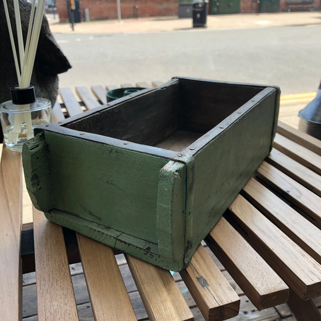Green Brick Mould Tray