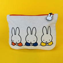 Load image into Gallery viewer, Miffy Zipper Pouch - Elbows