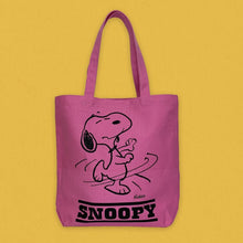 Load image into Gallery viewer, Snoopy Tote Bag