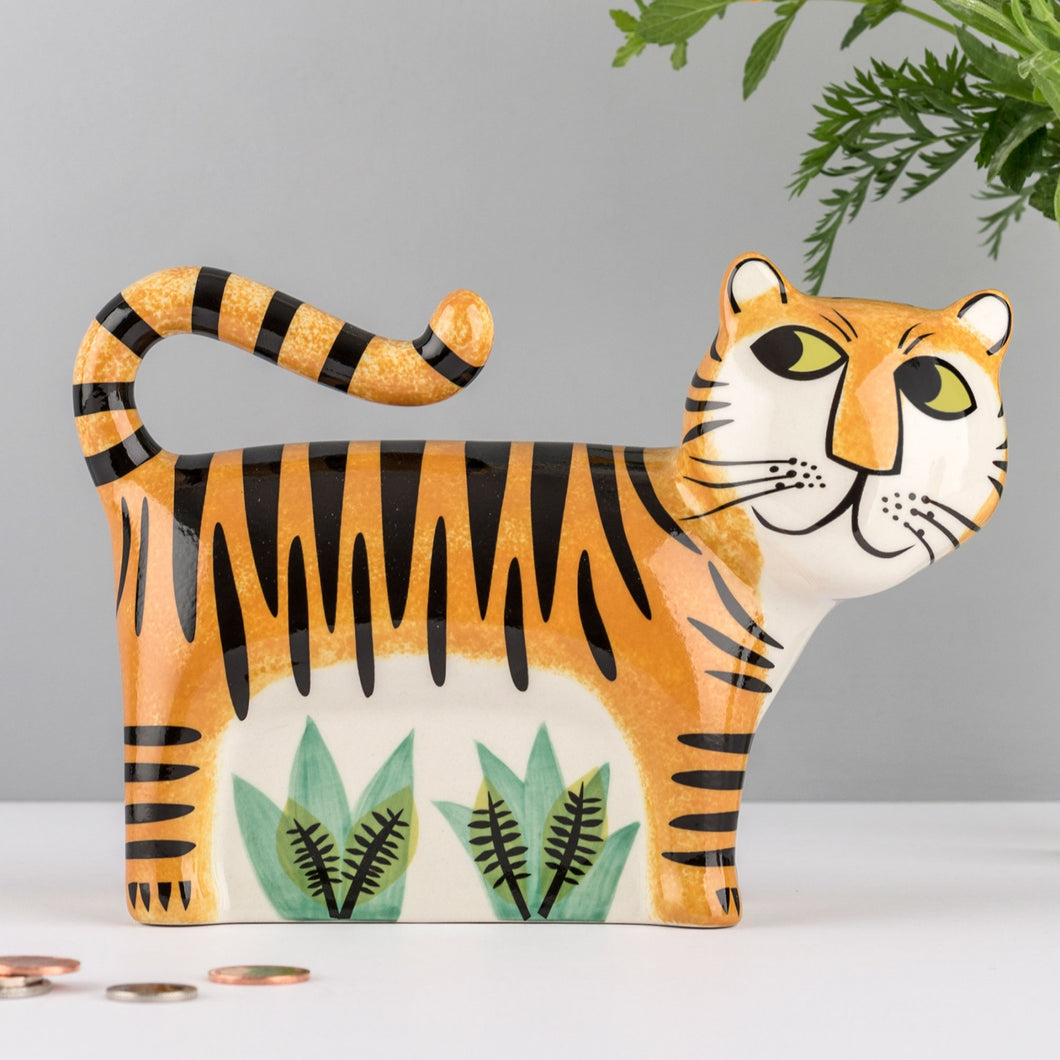 Hannah Turner - Tiger Money Box