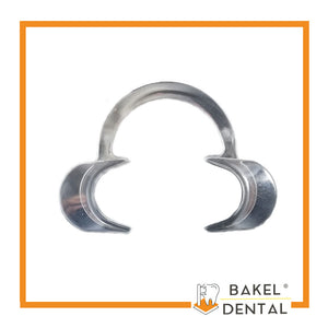 RETRACTOR DE CARRILLO CIRCULAR PLASTICO ADULTO