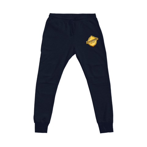 """Home Made"" Logo Sweatpants (Navy)"