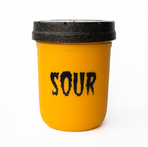 """Sour Stash"" 8oz Mason:Re Jar"