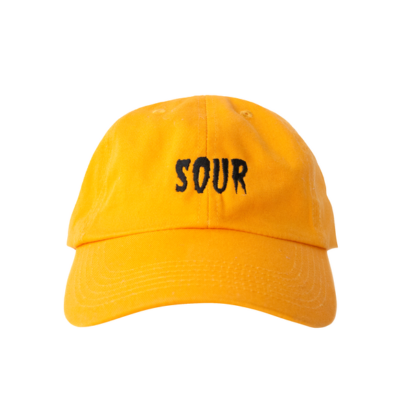 """Sour"" Adjustable Dad Hat"