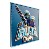 RED & BLUE TEAM PATCHE BUNDLE - MAGFED PROSHOP - 7