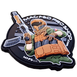 MAGFED PROSHOP PATCHES - MAGFED PROSHOP - 4