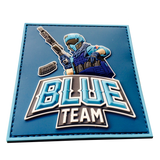 RED & BLUE TEAM PATCHE BUNDLE - MAGFED PROSHOP - 6