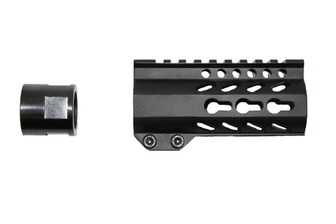 T15 freefloating handguard - MAGFED PROSHOP - 2