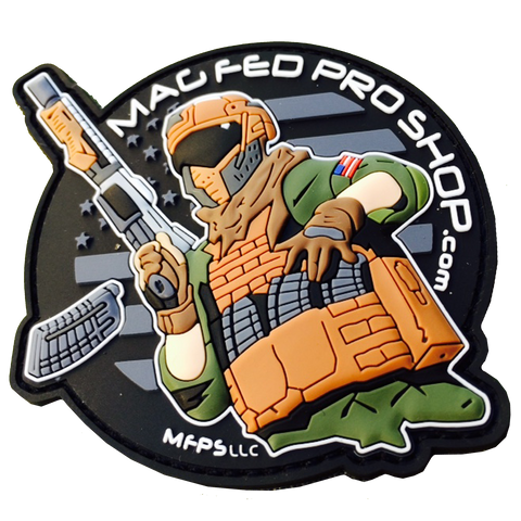 MAGFED PROSHOP PATCHES - MAGFED PROSHOP - 2