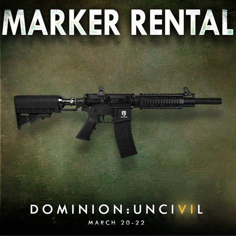 DOMINION RENTAL MARKERS