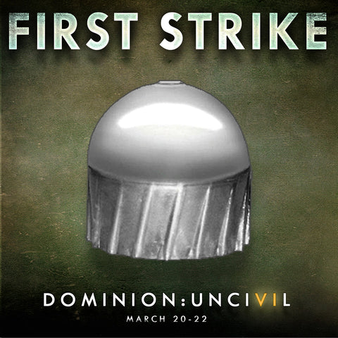 Dominion First Strike Rounds - D6 FSR