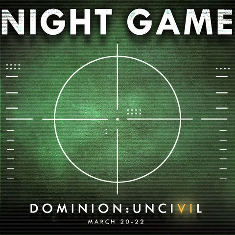 UNCIVIL FRIDAY NIGHT GAME