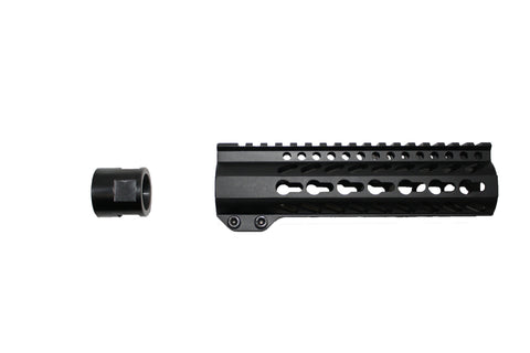T15 freefloating handguard - MAGFED PROSHOP - 1