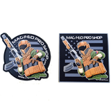 MAGFED PROSHOP PATCHES - MAGFED PROSHOP - 1
