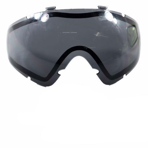 Replacement Thermal Dual Lens for Hawkeye Goggles - Dark Tint Lens - MAGFED PROSHOP