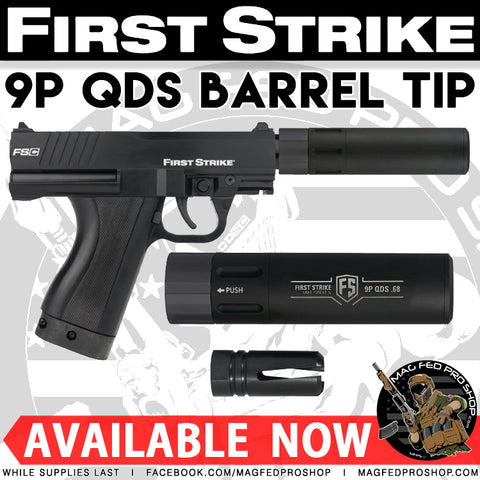 FSC 9P QDS Pistol Riffled barrel bundle