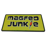 MAGFED JUNKIE PATCH - MAGFED PROSHOP - 1