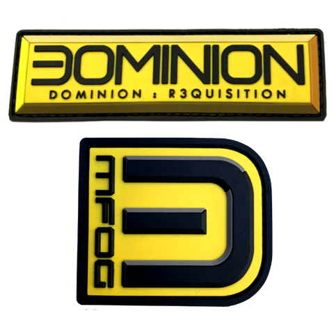 Dominion : R3QUISITION 2018 GOLD D3 Patch Set