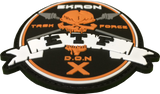 Decay of Nations X - EKRON TASK FORCE PATCH - MAGFED PROSHOP - 1