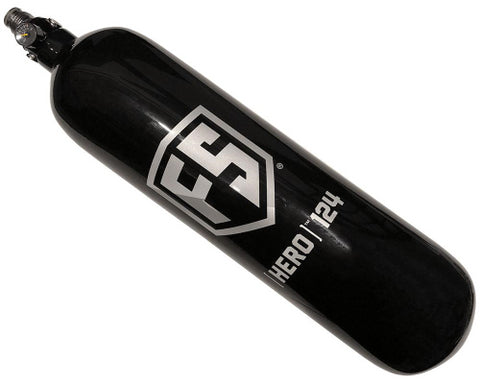 FS Hero 124 C.I. 4500 PSI Carbon Fiber Air Tank