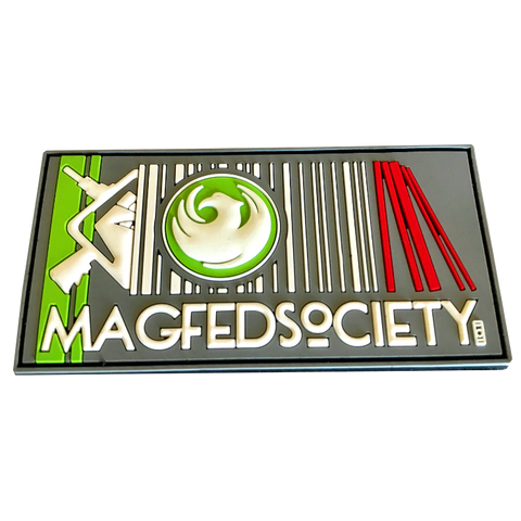 MagfedSociety K69 Charlie: Phoenix Group Patch