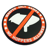 NO HOPPER PATCH - MAGFED PROSHOP