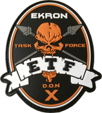 Decay of Nations X - EKRON TASK FORCE PATCH - MAGFED PROSHOP - 2