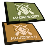 MAGFED SOCIETY BATTLE PACK PATCHE BUNDLE (OD & Tan) - MAGFED PROSHOP - 2