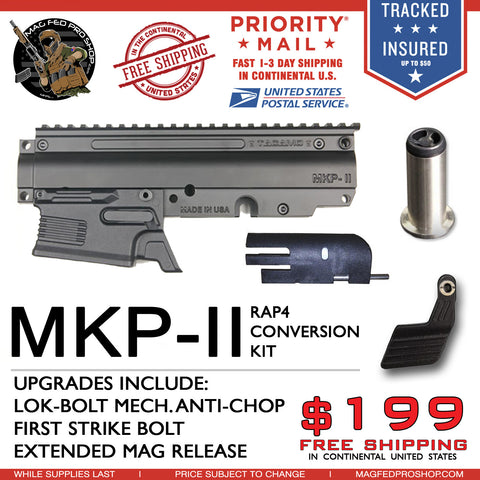 MKPII FULLY LOADED Bundle - MAGFED PROSHOP